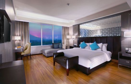 Double room (superior) The Alana Hotel & Convention Center - Solo