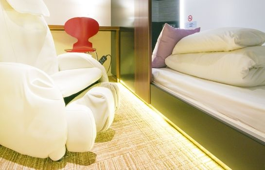 Single room (standard) Spa&Capsule Hotel Grandpark Inn Kitasenju