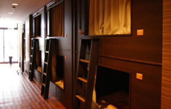 Single room (standard) Resort Capsule Sakuragicho (BBH Hotel Group)