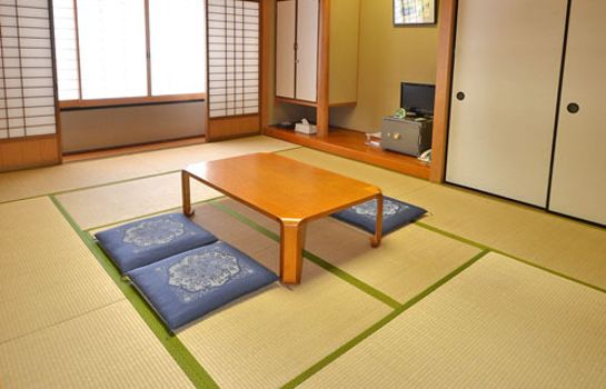 Double room (standard) Nagahama Institute of Bio-Science& Technology Dome
