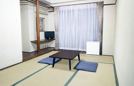 Chambre double (standard) Business Hotel Mishima