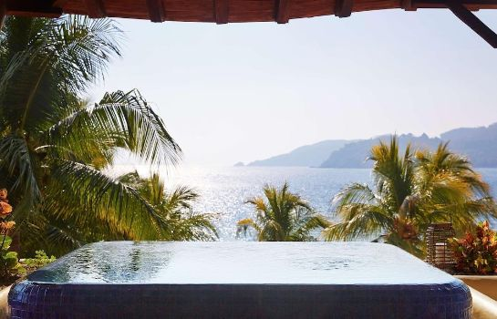 Pokój standardowy a Beach Resort Thompson Zihuatanejo