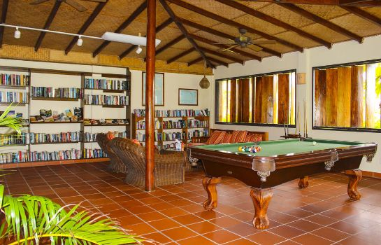 Sala de lectura Palm Island Resort All Inclusive