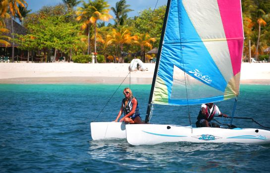 Instalaciones deportivas Palm Island Resort All Inclusive