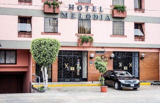Information Hotel Melodia