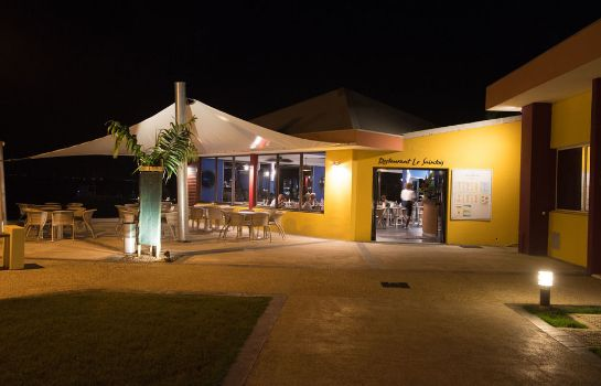 Restaurante Residence Prao Karibea Beach Resort Gosier