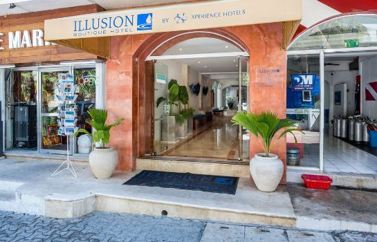 Außenansicht Illusion Boutique Hotel by Xperience Hotels - Adults Only