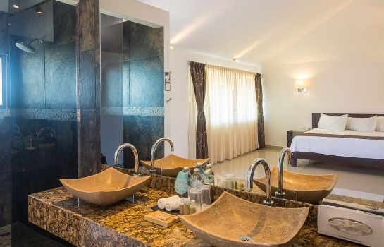 Badezimmer Illusion Boutique Hotel by Xperience Hotels - Adults Only