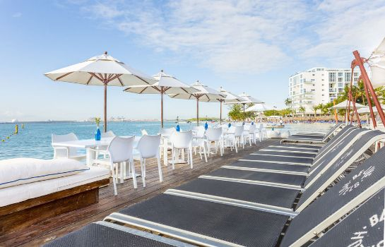 Terrasse Be Live Experience Hamaca Beach - All Inclusive