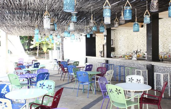 Hotel bar Sandos Playacar Beach Resort - All Inclusive