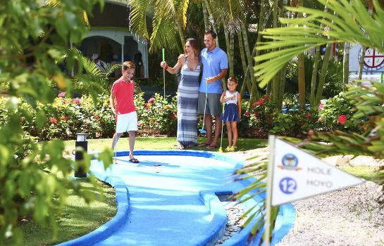 Sports facilities Sandos Playacar Beach Resort - All Inclusive