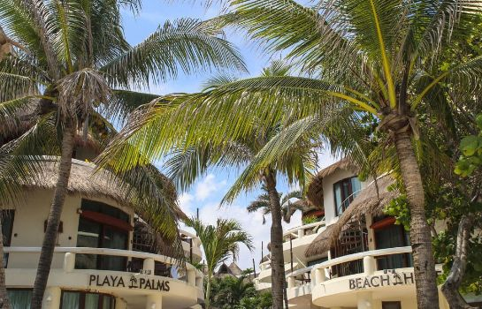 Umgebung Playa Palms Beach Hotel