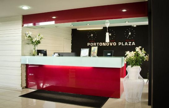 Reception Hotel Portonovo Plaza Expo