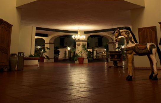 Lobby Hacienda Bajamar Golf Resort