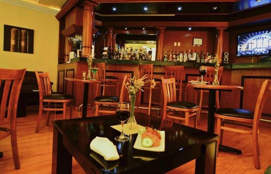 Bar hotelowy Hotel Real del Bosque
