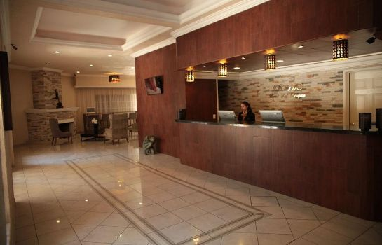 Reception Hotel Real del Bosque