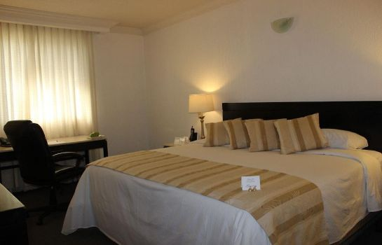 Standard room Hotel Real del Bosque