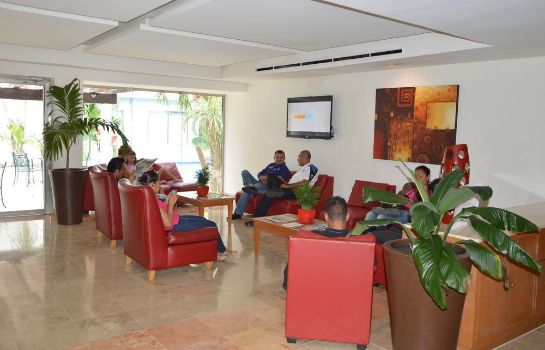 Hol hotelowy Ambiance Suites Cancun