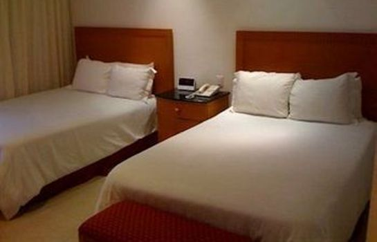 Standard room Ambiance Suites Cancun