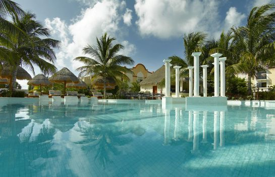 Außenansicht Grand Palladium Colonial Resort & Spa All Inclusive