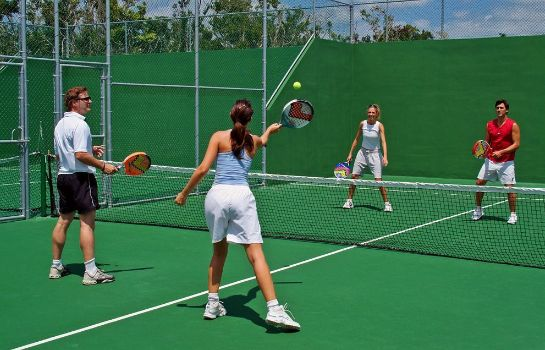 Tennisplatz Grand Palladium Colonial Resort & Spa All Inclusive