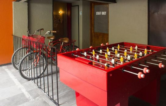 Instalaciones deportivas Downtown Beds - Hostel
