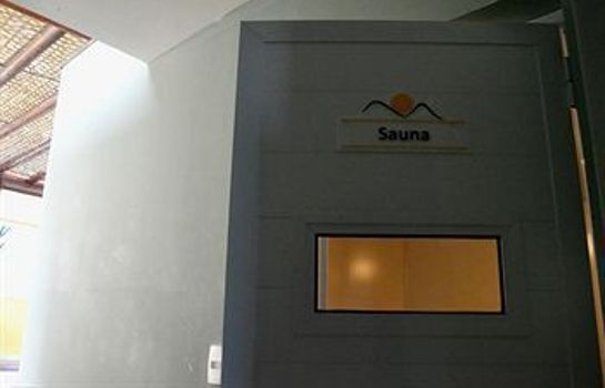 Sauna Hotel Costa Norte Massaguaçu