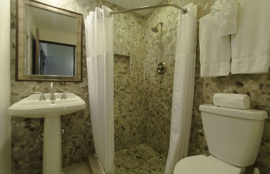 Bagno in camera Point Pleasant Resort