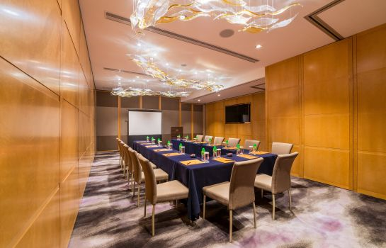 Meeting room Kowloon Harbourfront Hotel