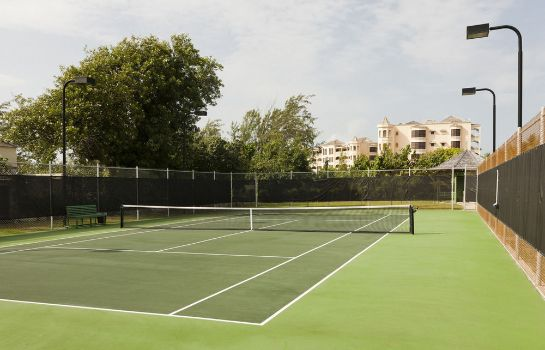 Campo da tennis The Crane Resort