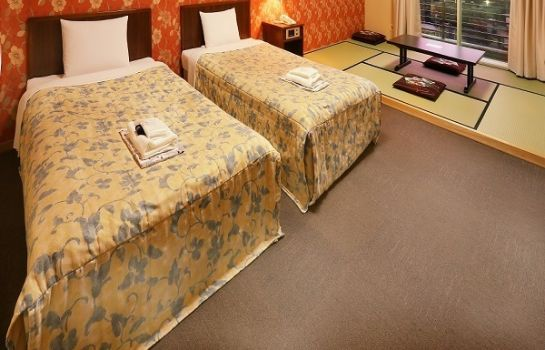 Chambre double (standard) Harazuru Onsen Grand Sky Hotel(BBH Hotel Group)