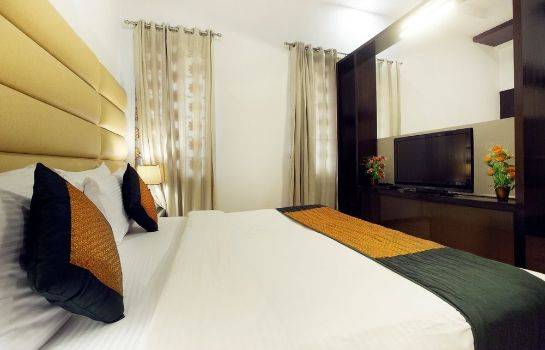 Double room (superior) Hotel Krishna New Delhi