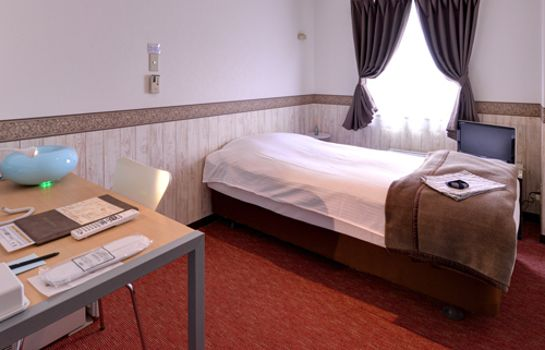 Chambre individuelle (standard) Hotel Morioka Hills