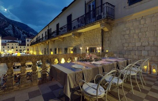 Restaurante Historic Boutique Hotel Cattaro