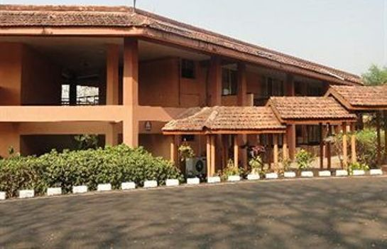 Exterior view The International Centre Goa