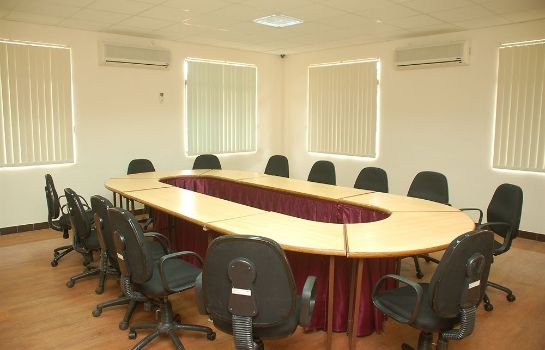 Meeting room The International Centre Goa