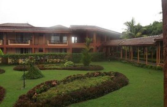 Garden The International Centre Goa