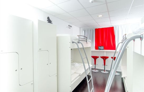 Chambre individuelle (standard) Design Hostel 101Dalmatinac