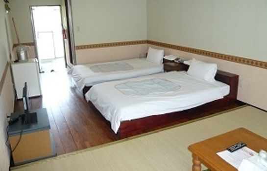 Double room (standard) Ocean View Kibogaoka