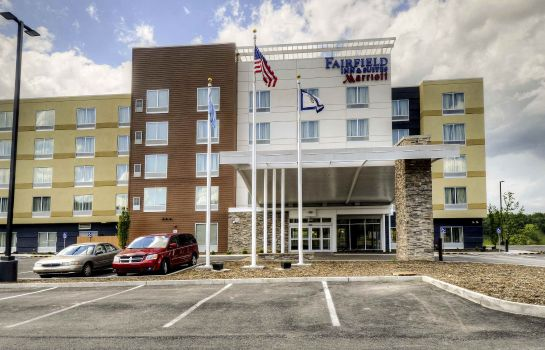 Buitenaanzicht Fairfield Inn & Suites Princeton
