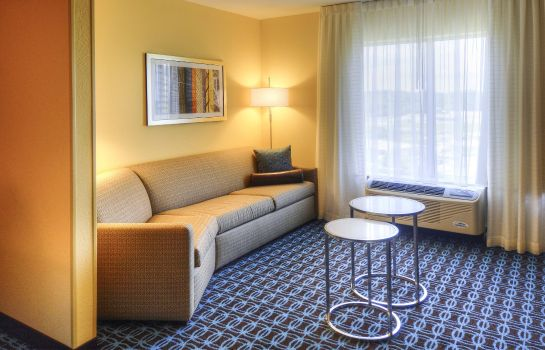 Suite Fairfield Inn & Suites Princeton