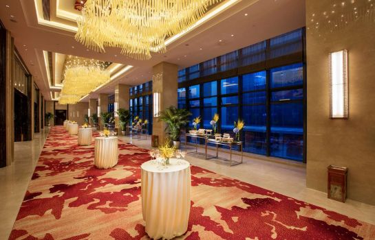 Conference room Hilton Wuhan Riverside