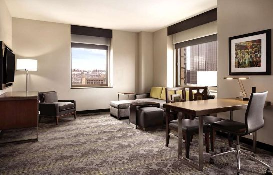 Suite Embassy Suites by Hilton Pittsburgh Downtown