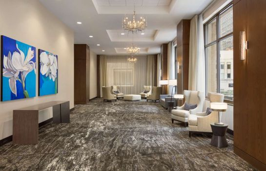 Sala de reuniones Embassy Suites by Hilton Pittsburgh Downtown