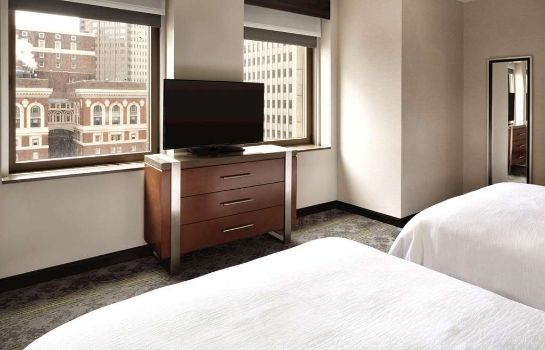 Zimmer Embassy Suites by Hilton Pittsburgh Downtown