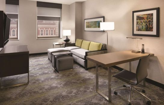 Habitación Embassy Suites by Hilton Pittsburgh Downtown