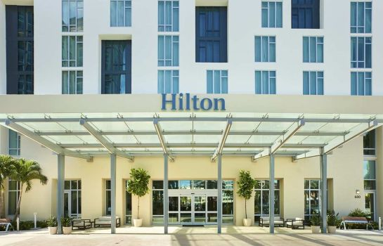 Außenansicht Hilton West Palm Beach