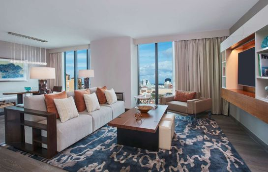 Zimmer Hilton West Palm Beach