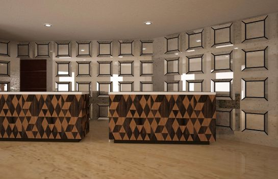 Lobby DoubleTree by Hilton Bogota - Calle 100