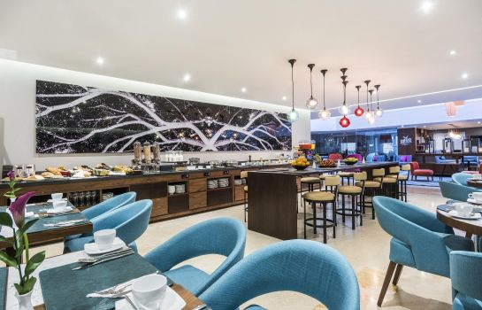 Restaurant DoubleTree by Hilton Bogota - Calle 100